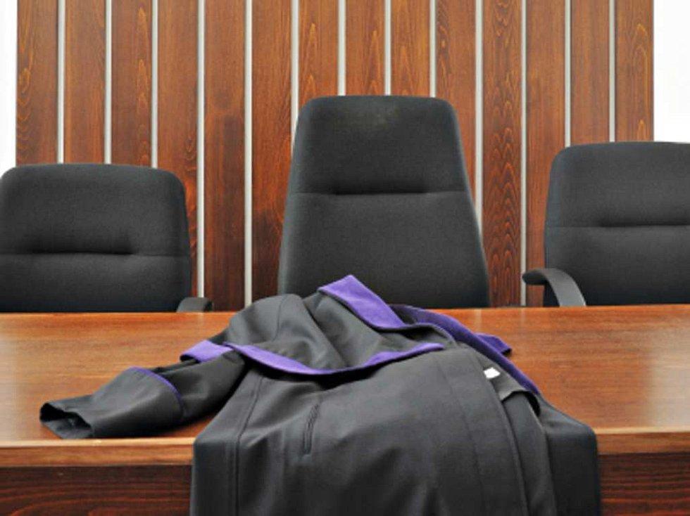 Soudcovský talár. Ilustrační foto.