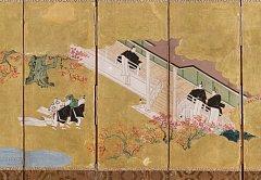 Ze sbírek expozice Umění Asie. Ilustrační foto.