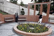 Zahrada Ztracenka na pražském Albertově.