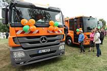 Velký rodinný den s Pražskými službami na Ladronce se ponese v duchu zábavy věnované dětem všech věkových kategorií.