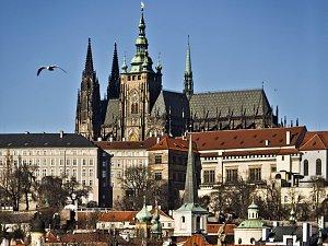 Pražský hrad. Ilustrační