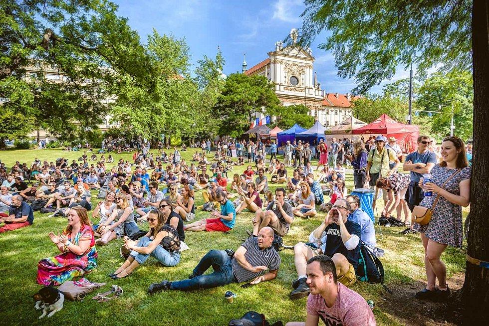 Festival Praha Žije Hudbou lidem nabídne hudbu i divadlo
