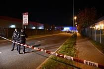 Při střelbě v Horních Počernicích byl zraněn 43letý muž.