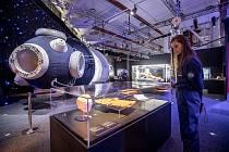 Až do konce října se můžete jít na holešovické Výstaviště podívat na výstavu Cosmos Discovery.