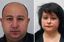 Pražská policie zveřejnila muže hledaného v souvislosti s okradením seniorky a údajné spolupachatelky. Žádá veřejnost o informace k případné další trestné činnosti podezřelých.