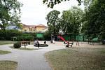 Dětské hřiště Sedmikráska nabízí nové vyžití