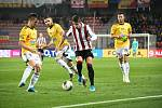 Utkání 17. kola FORTUNA:LIGY - AC Sparta Praha vs. Dynamo České Budějovice