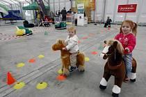 V Pražském veletržním areálu Letňany odstartoval podzimní veletrh potřeb pro děti For Babies, veletrh hraček a her For Toys a Model Hobby 2010,