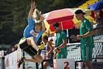 Sportování dětí. Ilustrační foto.