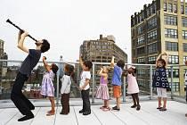 Užijte si s dětmi interaktivní koncert Orana Etkina.