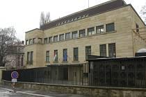 Maďarské velvyslanectví v Praze.