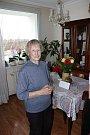 Marii Hofmanová oslavila 100.
