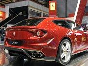 Ferrari FF. Ilustrační foto.
