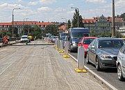 Deset největších letních oprav silnic v Praze podle TSK. Ilustrační foto.