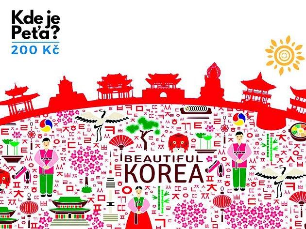 POHLEDNICE POMÁHALY. Peter Chalupianský stačil během svých studií vJižní Koreji odeslat 646pohlednic. Každý pohled byl sjeho ručně psaným vzkazem.