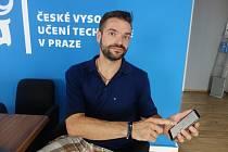Podnikatel Václav Jurčíček vytvořil mobilní aplikaci SmartGuide.