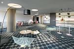 Nový hotel vznikl v tribuně dostihového závodiště