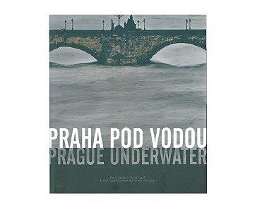 Kniha Praha pod vodou