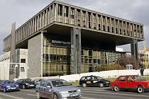Bývalá budova Federálního shromáždění v Praze.
