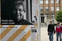 Otevřela se největší výstava Nepromlčeno v historii projektu příběhy našich sousedů