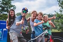 V sobotu si v Braníku užijte s dětmi Wannado festival - oblíbenou akci Sporťáček.