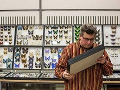 Dvoudenní mezinárodní setkání sběratelů hmyzu začalo 5. března v Praze
