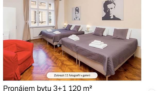 Koronavirus ovlivnil také nabídku bytů k podnájmu v Praze.