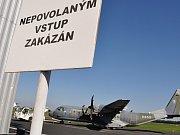 Letiště ve Kbelích. Ilustrační foto.