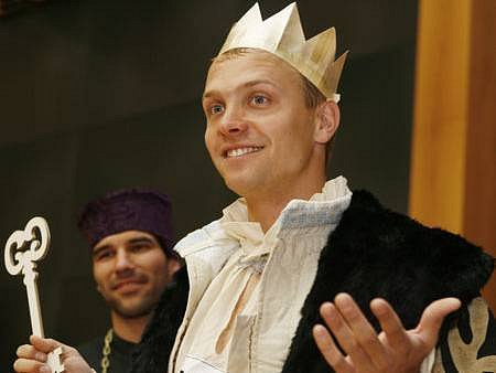 Král Majálesu
