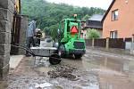 Povodně Praha Radotín