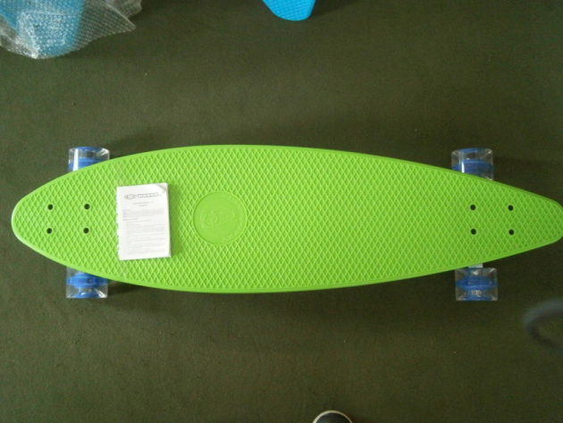 Zabavené skateboardy