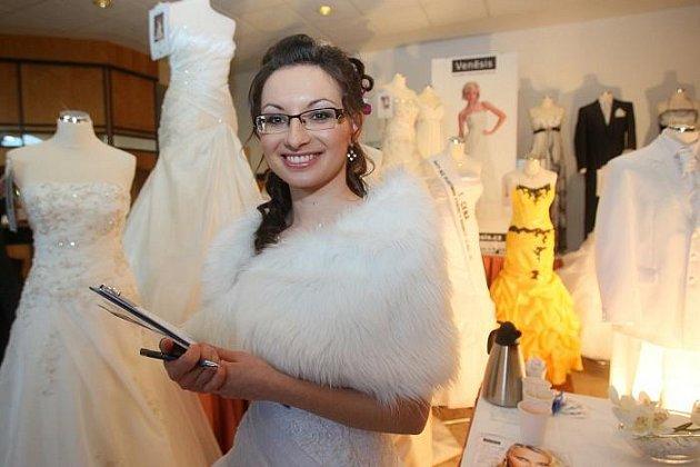 V pražském hotelu Diplomat se konal svatební veletrh.