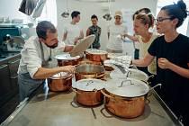 Zakladatel restaurační sítě Ambiente představil nový koncept s názvem Kuchyň.
