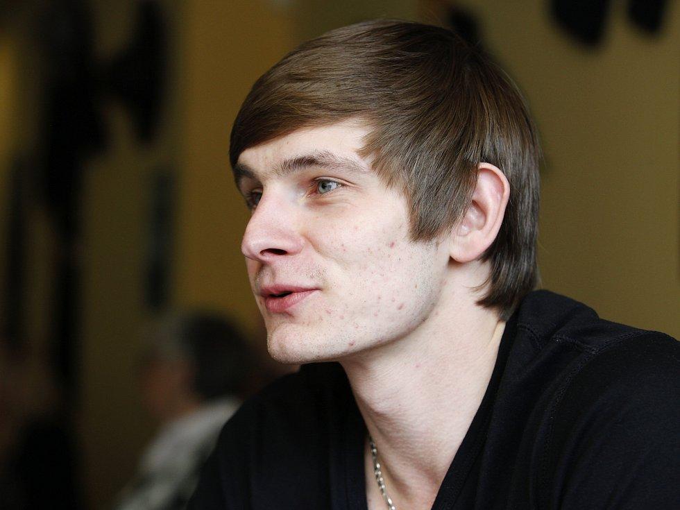 Milan Kotrč mladší.