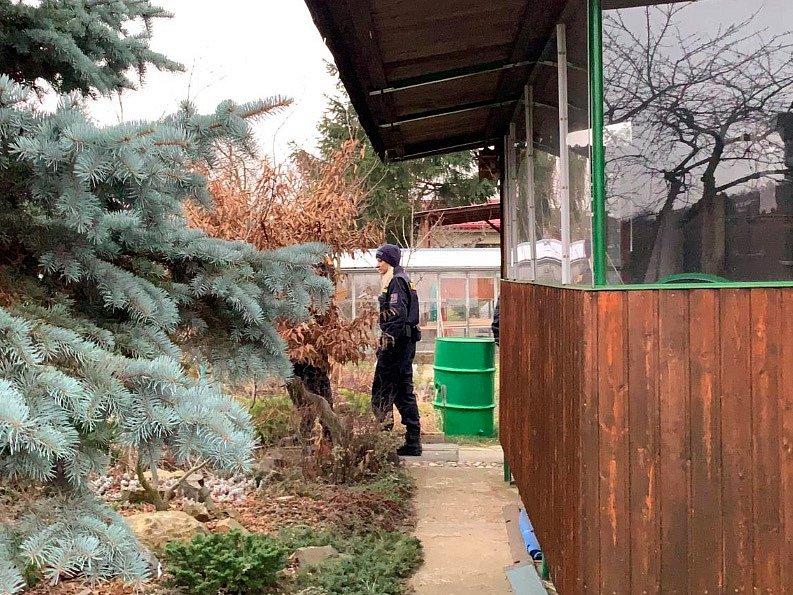 Policie v Praze kontrolovala chatové oblasti a zahrádkářské kolonie.