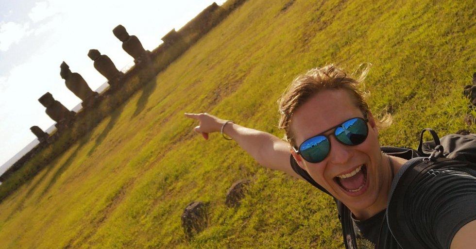 V seriálu cestovatelských přednášek Kolem světa se v sobotu vydáte na Velikonoční ostrovy.