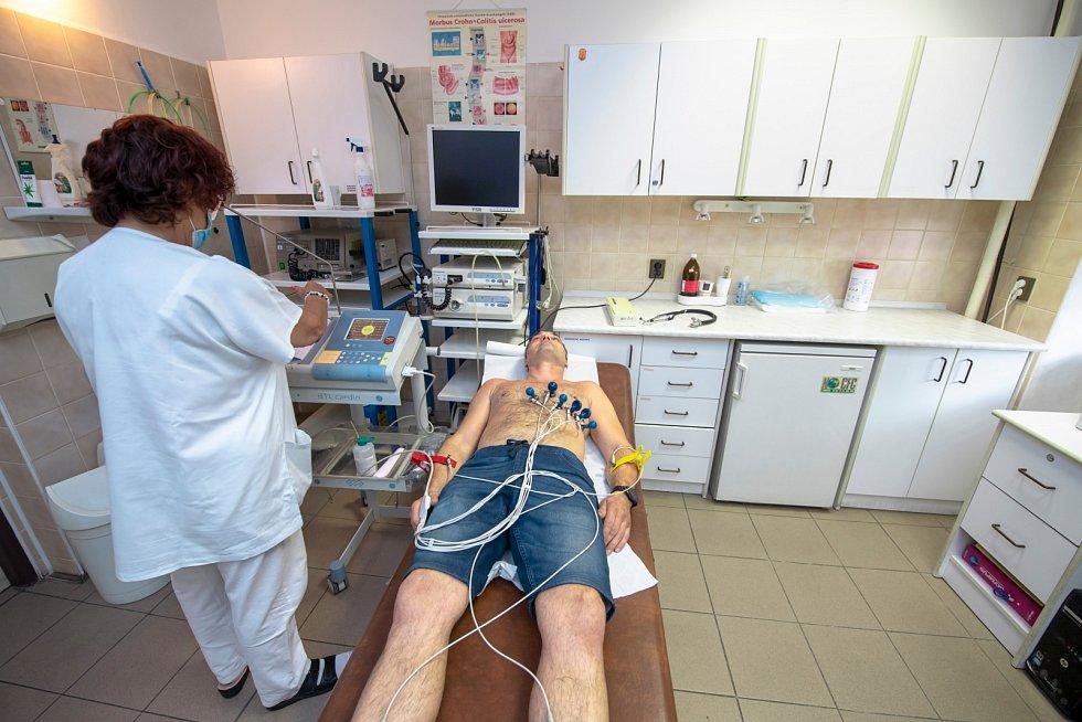 Nemocnice sv. Kříže Žižkov.