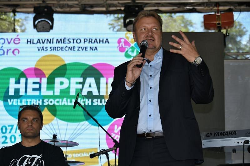 Veletrh sociálních služeb HELPfair.