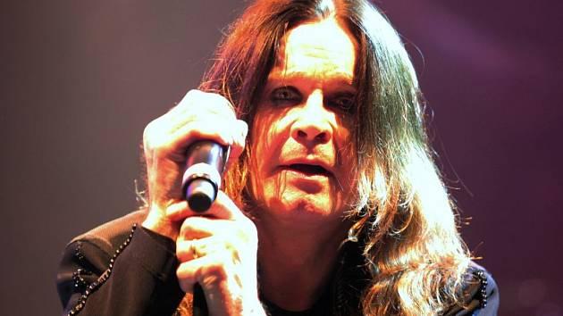 Koncert Black Sabbath v O2 areně; 7. prosince 2013
