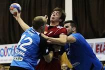 PRAŽAN Jakub Sviták se bil jako lev. Prokázal, že kvalita jeho výkonů od začátku sezony prudce stoupá.