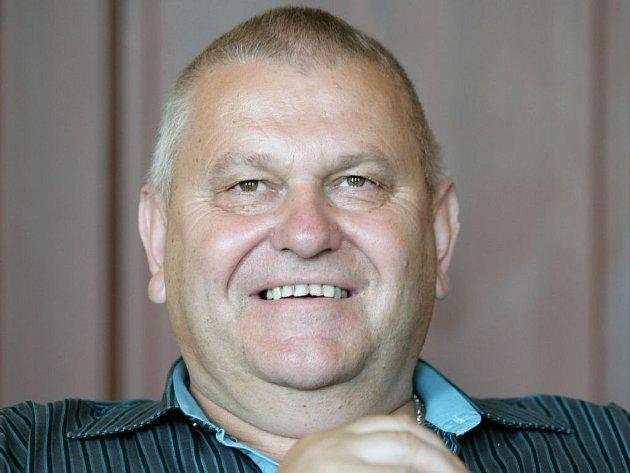 Středočeský hejtman Miloš Petera