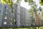 K seriálu Slavní pražští architekti: bytové domy na Zelené lišce v Krčí, Praha 19.7.2017