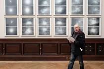 Z výstavy Model v Galerii Rudolfinum v Praze.
