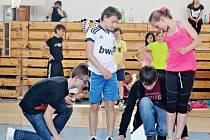 Řadou sportovních disciplín v rámci Odznaku všestrannosti olympijských vítězů se tentokrát prokousávaly děti z Říčan.