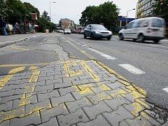 Vyskočilova ulice. Ilustrační foto.