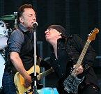 Koncert Bruce Springsteena v Praze