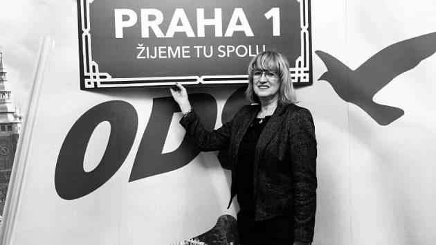 Jaroslava Janderová.