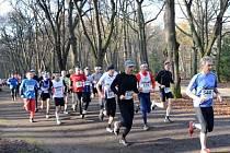 Běh 17. listopadu v Praze.