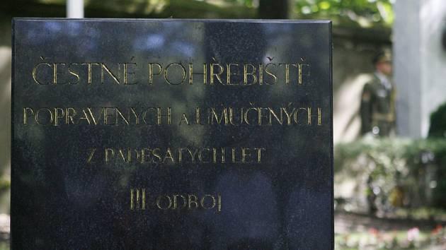 Hřbitov Ďáblice.