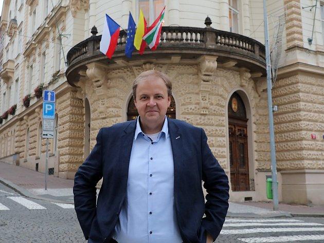 Starosta Prahy 3Jiří Ptáček.